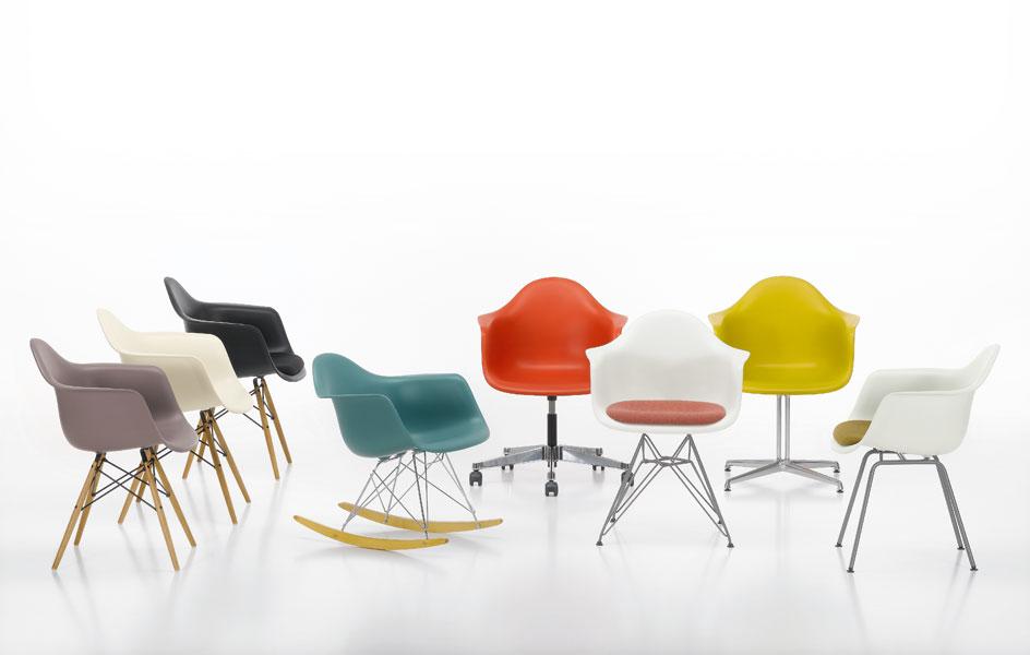 Sedie Ufficio Eames : Eames plastic chair planet sedia treviso